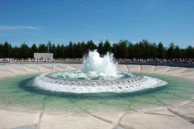 海の噴水ロングプログラム