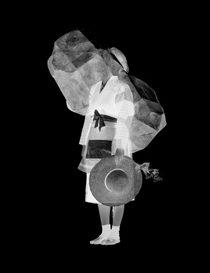 進藤冬華《岩の人》2016