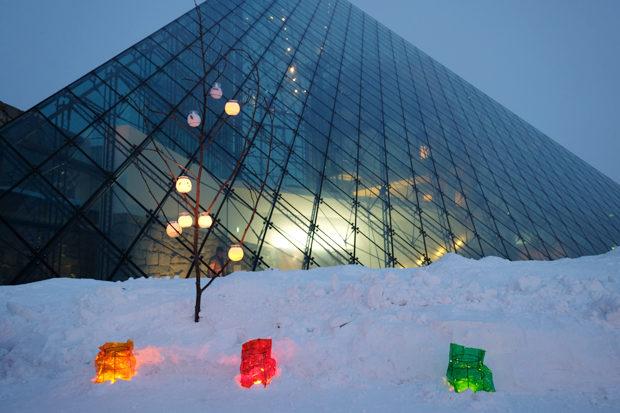 冬のまちにスノーキャンドルのあかりを灯そう-2020